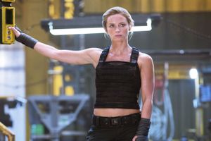 Bow Down To Emily Blunt, Our Greatest Action Hero
