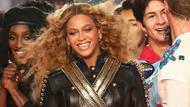 Beyoncé Announced A World Tour In The Middle Of The Super Bowl