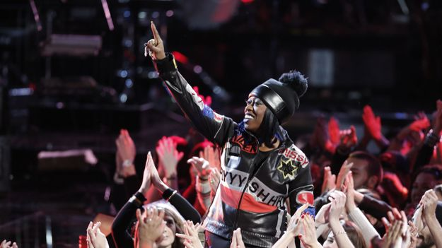 "Hear Missy Elliott's Ferocious New Super Bowl Single, ""Pep Rally"""
