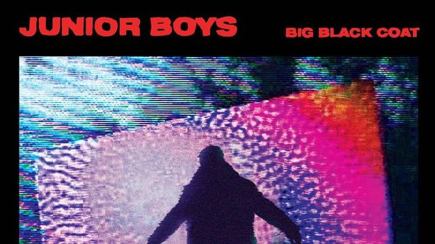 The Robotic Romance of Junior Boys' Big Black Coat