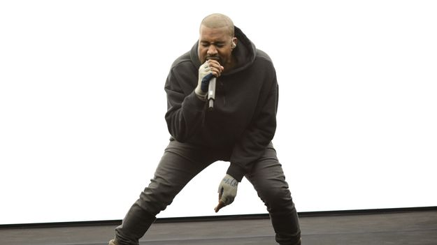 Kanye West Shares Lyrics For T.L.O.P. Song That Made Him Cry