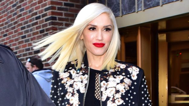 Gwen Stefani Falls In Love All Over Again On New Song 'Make Me Like You'