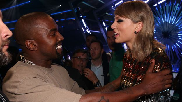 Kanye Says That 'Famous' Line Was All Taylor Swift's Idea