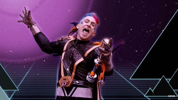 Walk The Moon Follow Up 'Shut Up And Dance' By Becoming '80s Video Game Characters