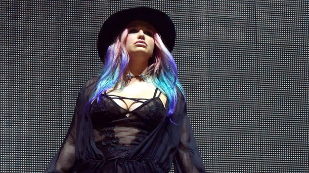 Watch Kesha's Surprise Coachella Performance