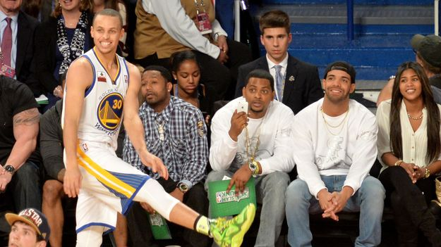 Steph Curry Explains That Warriors Line From Drake's 'Summer Sixteen'