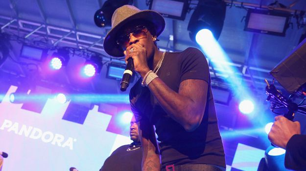 It's A Day That Ends In 'Y,' So Young Thug Announced New Music