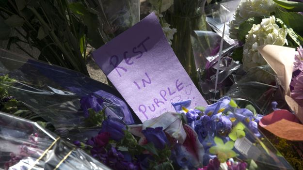 Grief At The Gates At Paisley Park: Mourning Prince In Minnesota