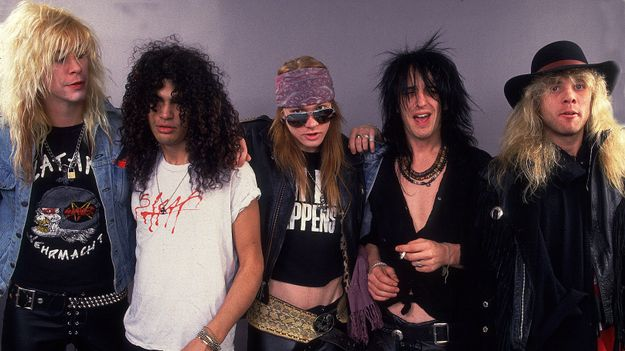 Appetite for Reconstruction: Guns 'n Roses at Coachella