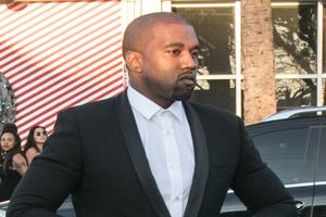 Watch Kanye West Relive His Infamous VMA Interruption At A Friend's