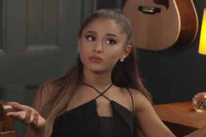Watch Ariana Grande And Jimmy Fallon Lip Synch An Entire Conversation