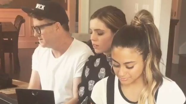 Fifth Harmony's Ally Brooke Sang With Echosmith And It'll Kiss Your Eardrums