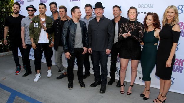 98 Degrees, O-Town, And More Tease Their Upcoming My2K Tour
