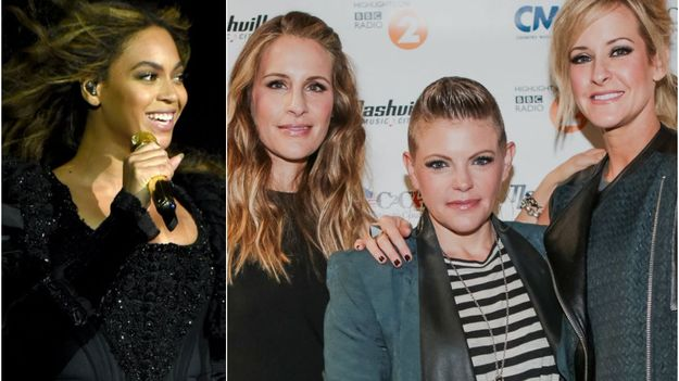 The Dixie Chicks's Beyoncé Cover Is The Country Co-Sign We Were Waiting For