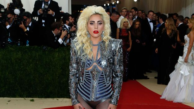 Lady Gaga Closed Out The Met Gala With A Surprise Cover Of 'Burning Down The House'