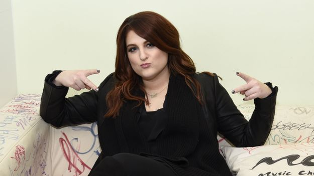 Meghan Trainor Couldn't Wait So She's Streaming Her Album A Week Early