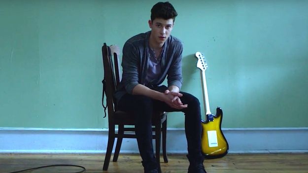 Shawn Mendes Debuts A New Video Teaser That's 'Better' Than You Could've Imagined