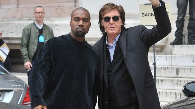Here's How Kanye West Turned A Paul McCartney Sketch Into 'All Day'