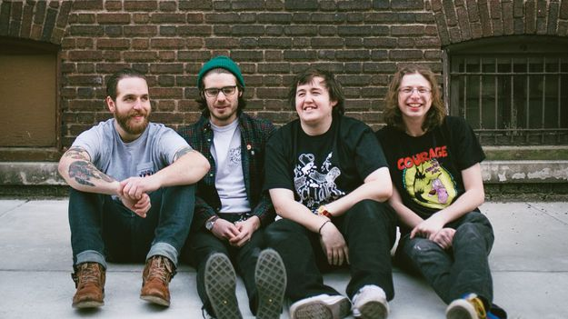 Modern Baseball Just Want Everyone To Have A Good Time