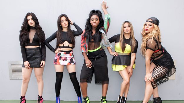 Watch Fifth Harmony Shimmy And Slay Their 'All In My Head' Performance