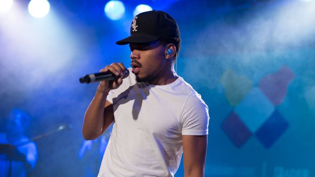 Step Inside Chance The Rapper's Magnificent Coloring World