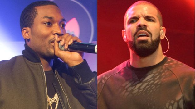 Here We Go Again — Meek Mill Takes Shots At Drake On 'All The Way Up' Remix