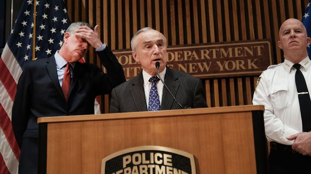 Bill Bratton Sings The Same Old Racist Song Once More