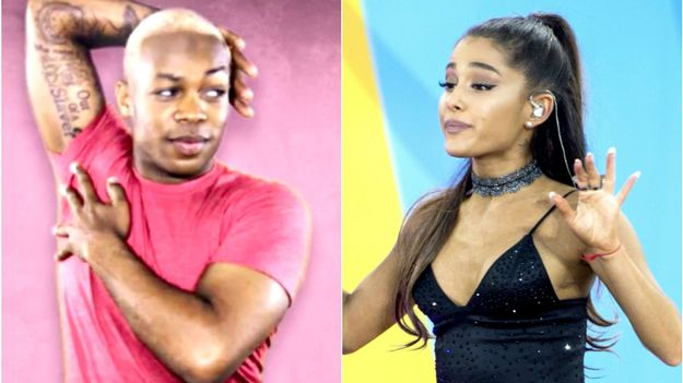 Todrick Hall Mashed Up Ariana Grande's Biggest Hits, And She Can't Even Handle It