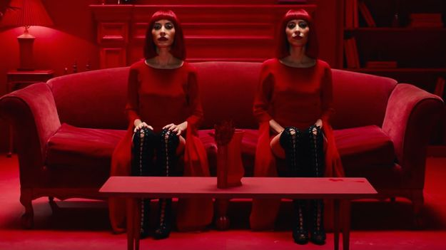 Watch The Veronicas Destroy Literally Everything In New 'In My Blood' Video