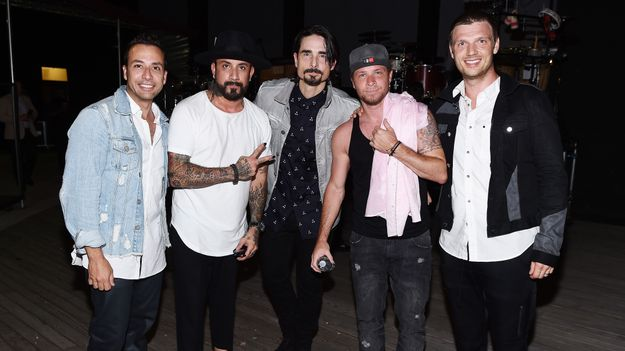 Backstreet Boys Are Back In The Studio With Some Totally Unexpected Collaborators