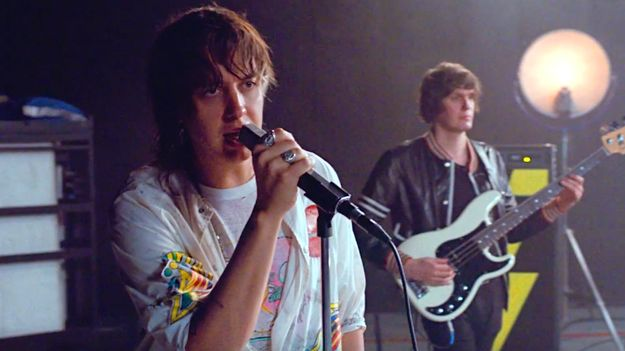 Julian Casablancas Gets Kidnapped In The Strokes's 'Threat Of Joy' Video
