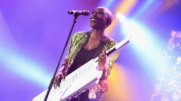 Laura Mvula's Astral Pop