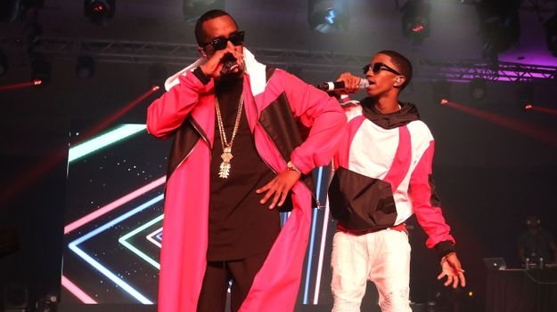 Diddy's Son Is Rapping Now, And He Sounds Exactly Like His Dad