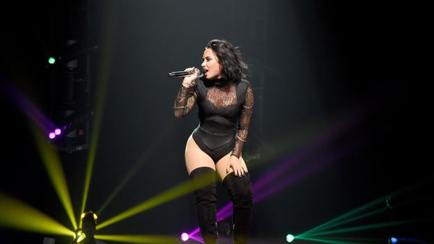 Demi Lovato Lets Her Bod Do The Talking On New Single 'Body Say'