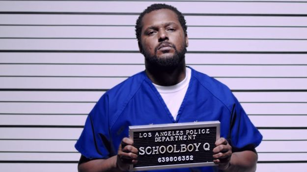 Schoolboy Q Raps His Way Through Prison In 'Tookie Knows II'