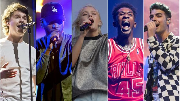 From Desiigner To DNCE, MTV's Best New Artist Nominees Have Had The Craziest Journeys