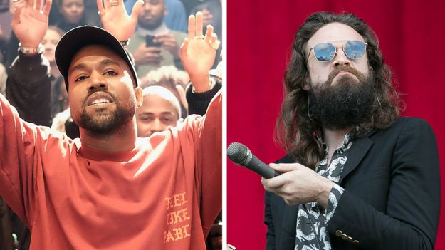 Father John Misty Feels Like Pablo With His Own Kanye West–Inspired Merch