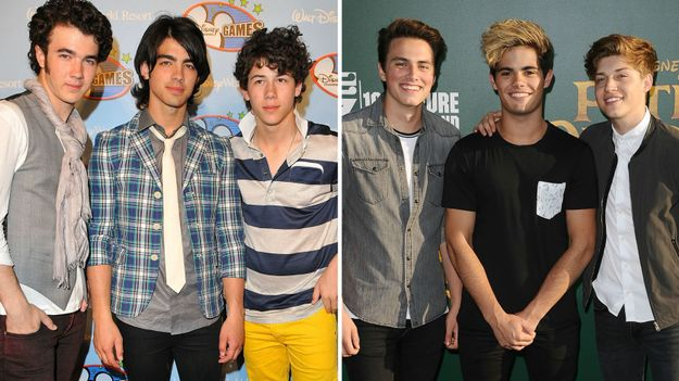 Watch Out, Jonas: Disney Channel's Latest Boy Band Stars In A Vampire Comedy