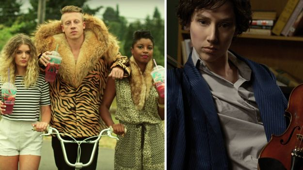 Here's How The Hillywood Show Used Macklemore For The Perfect Sherlock Parody