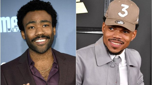 Childish Gambino Is 'Definitely' Working With Chance The Rapper