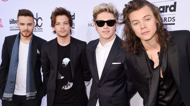 All Four One Direction Members Respond To Their New Brit Award