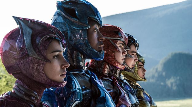 Power Rangers And The Right Kind Of Nostalgia