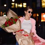 Gigi Hadid Was Pretty In Pink For Her 22nd Birthday