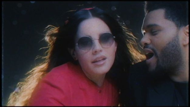 Lana Del Rey And The Weeknd Recreate La La Land In The 'Lust For Life' Video