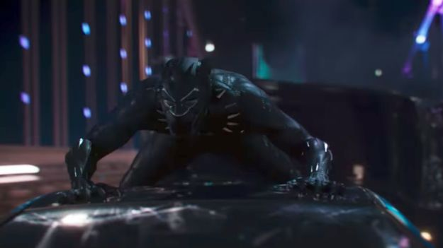 The First Black Panther Trailer Is Here, And It's Epic