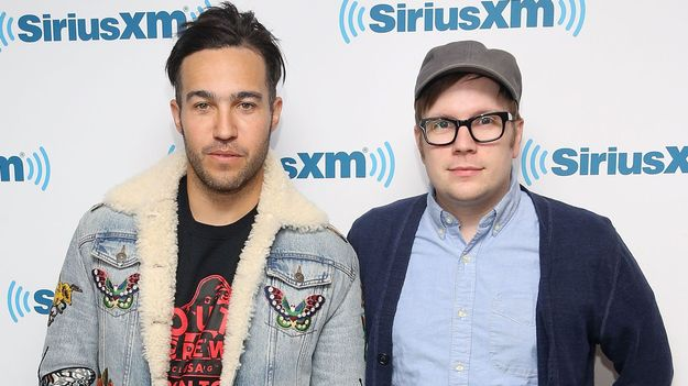 Fall Out Boy's New Song Is For 'Champions' And NeverEnding Story Fans