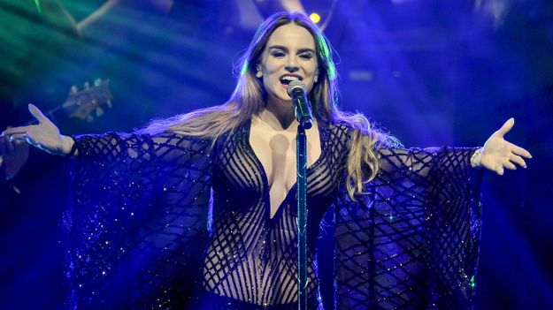 JoJo Wishes She Was 'Wonder Woman' On Her Steamy New Song