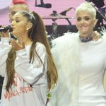 Katy Perry Comforts Ariana Grande In New Video From Manchester Benefit Concert