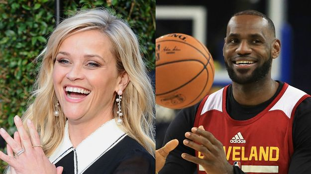 Reese Witherspoon Is Delighted That Lebron James Called Her His 'Hero'