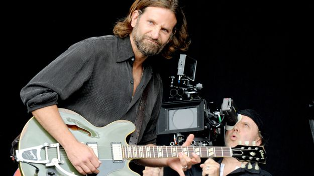 Bradley Cooper Crashed A Music Festival To Film A Star Is Born